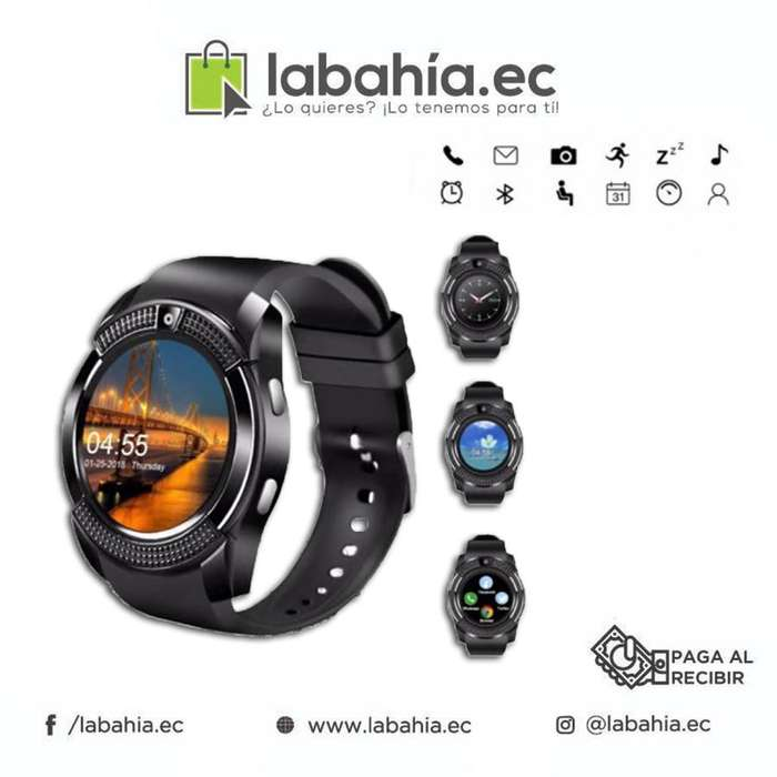 Reloj smart watch bluetooth con chip