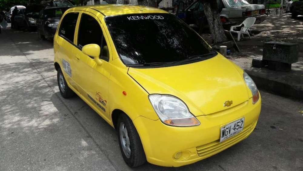 Vendo Ofinancio Chevroletspark Taxi 2014