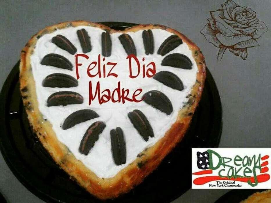 Cheesecake Y Tortas para Mamá en Su Día