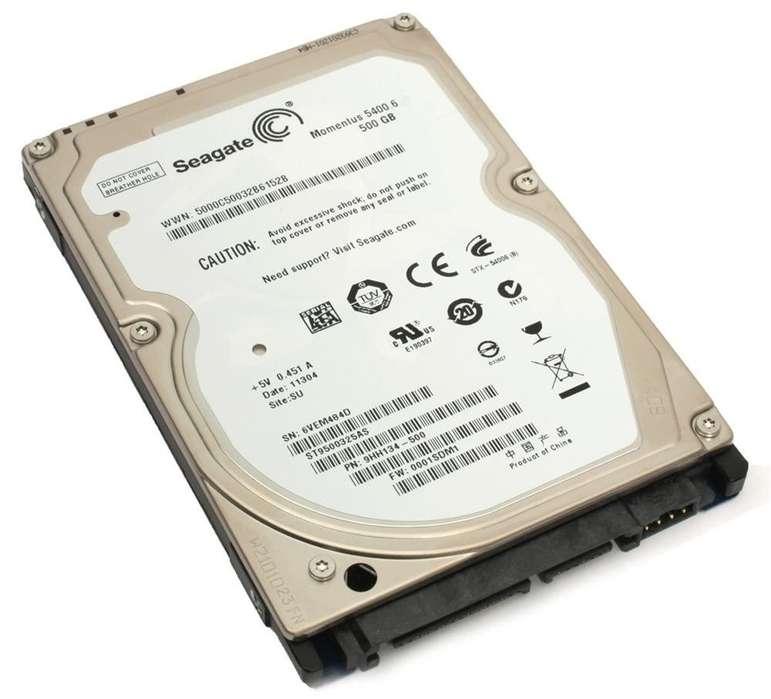 Disco Rigido Seagate 500gb 2,5 Sata3 9,5mm 5400rpm Notebook