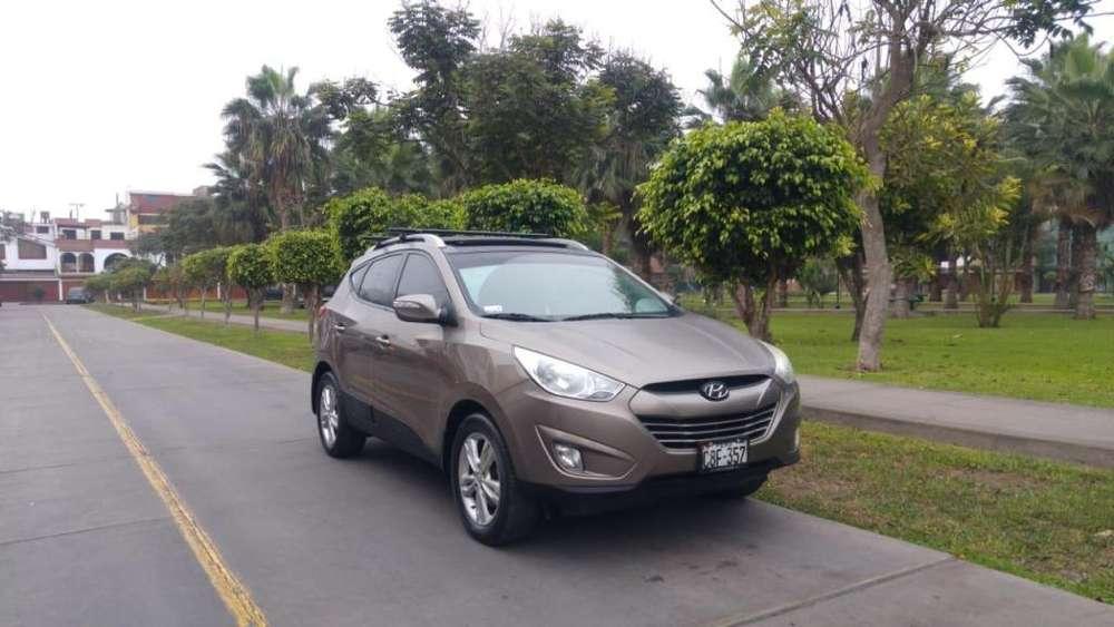 Hyundai Tucson 2012 - 60000 km