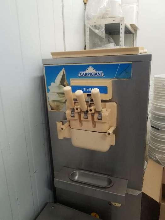 Maquina de helado soft/candy