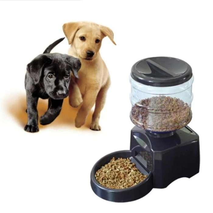 5.5l Alimentador Automático de Mascotas
