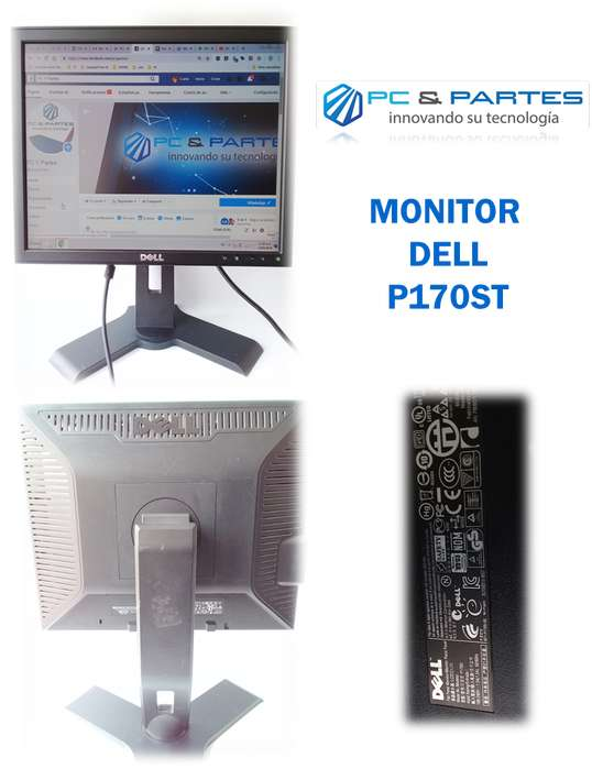 Monitor DELL P170ST