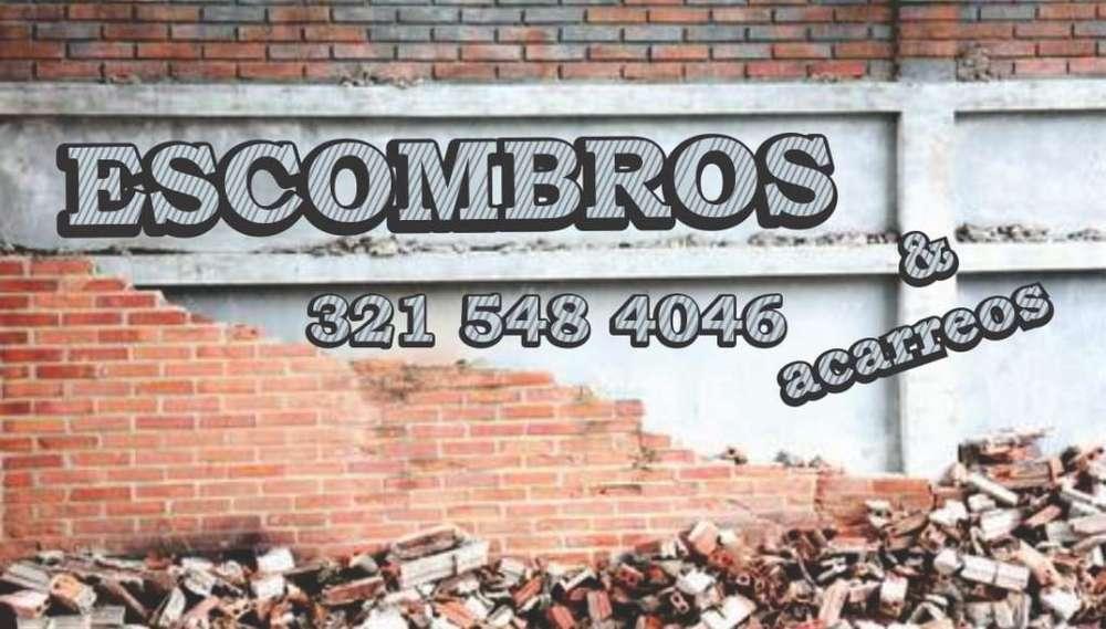 Escombros Barrio Colombia Poblado