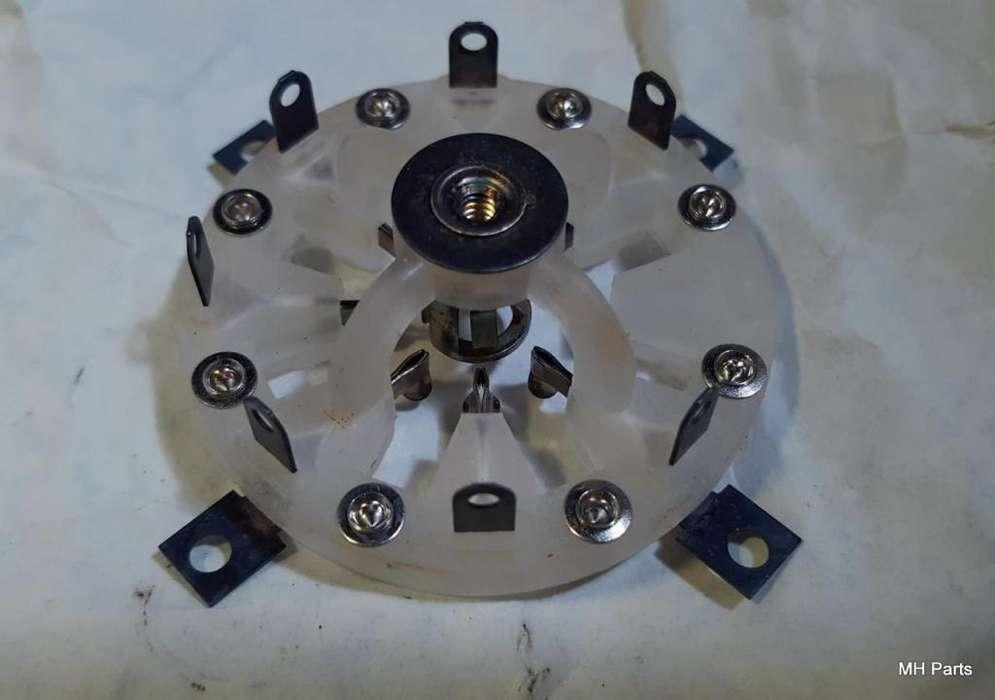 Conector de tubo EF Johnson CAT. NO. 1240114001 NOS