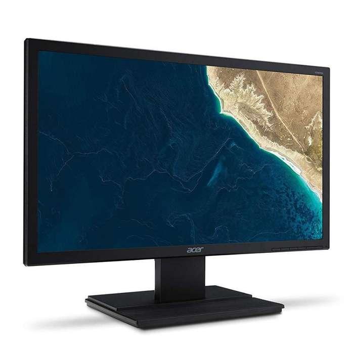 Monitor Acer V206hql Bbi 19.5 Led Hd, Vga, Hdmi **nuevos**
