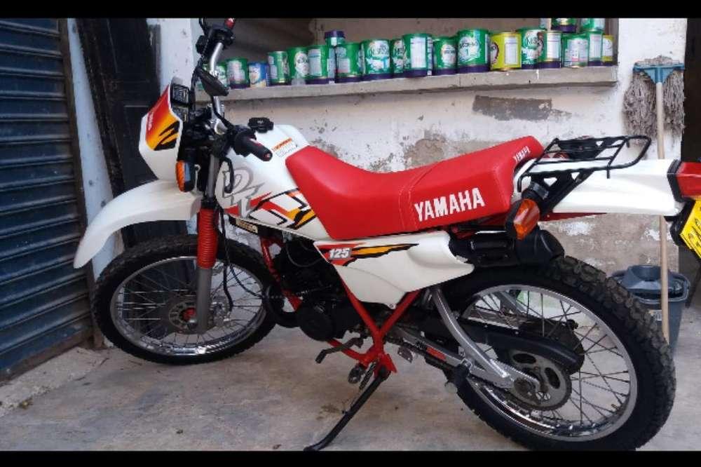 Hermosa Yamaha Dt 125 Como Nueva