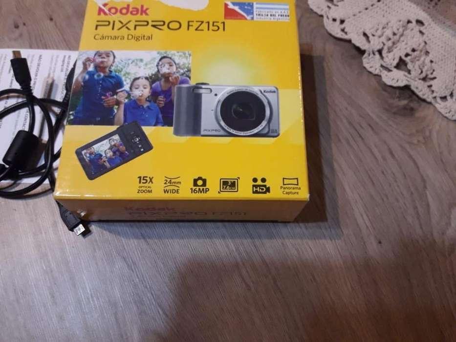 Camara Kodak Digital Pixpro Fz151