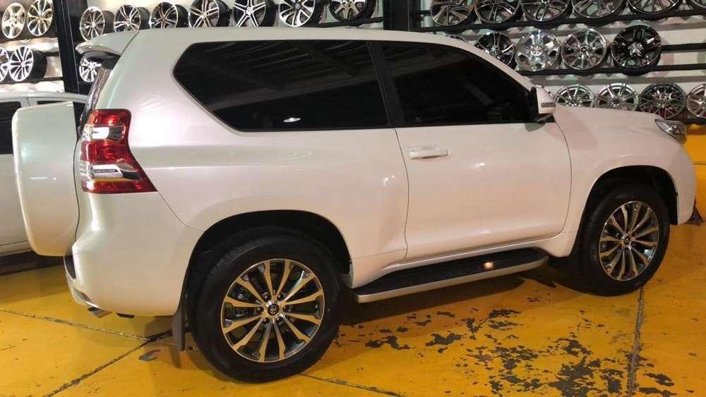 Toyota Land Cruiser 2017 - 14466 km