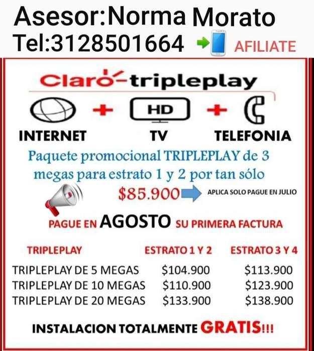 Internet Telefonía Television