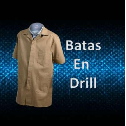 Uniformes Industriales Blusas en Drill