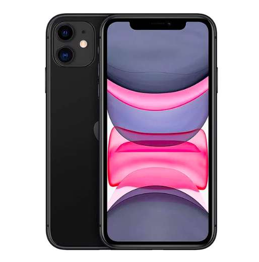 iPhone 11 64GB - Negro GARANTIA 1 AÑO APPLE