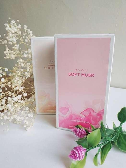 Perfume Soft Musk Avon