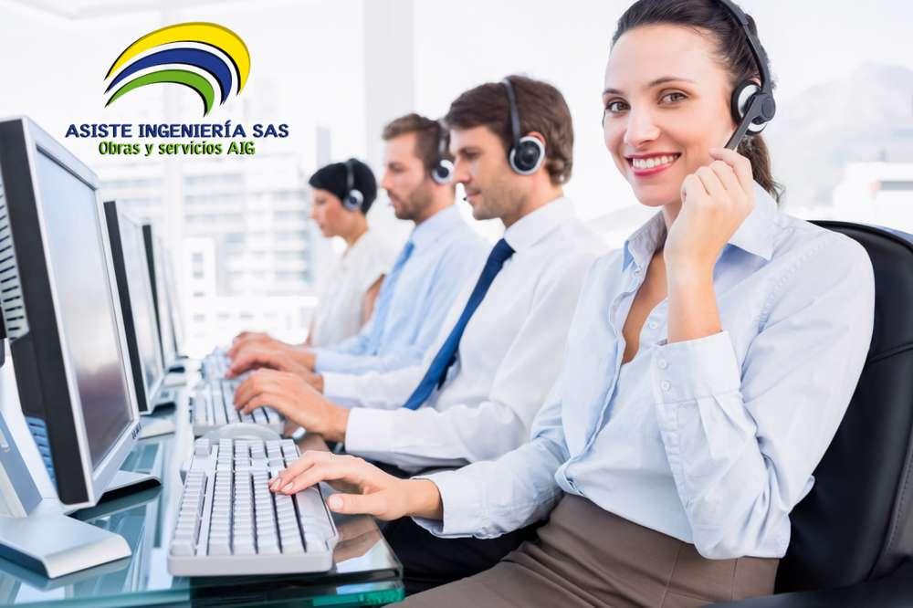 Urgente Asesores de Call Center