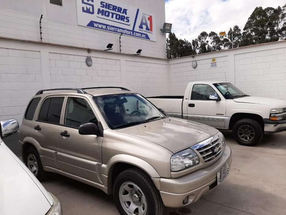 Chevrolet Grand Vitara 2013 - 138455 km