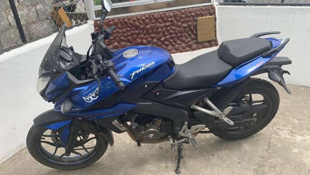 Moto Bajaj Pulsar Ns200