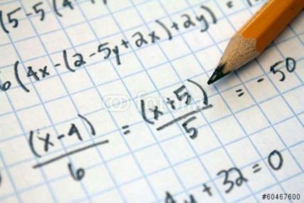 Matemáticas Y Ser Bachiller