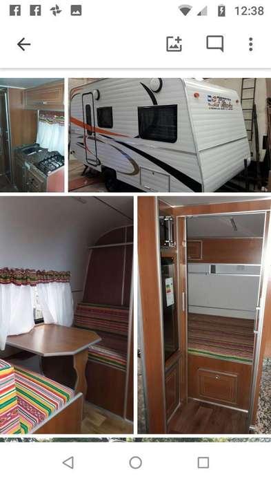 Vendo Casa Rodante 4 Metros San Nicolas