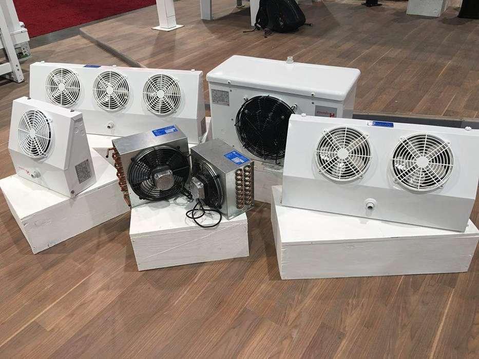 Refrigeración Evaporadores