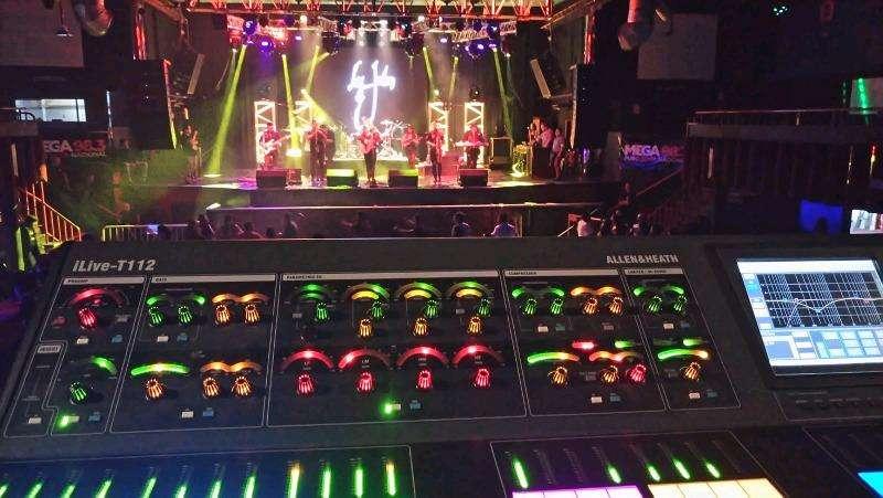 Alquiler de Sonido, iluminación, escenarios, backline, combos de sonido, combos de luces para fiestas, tachos led,