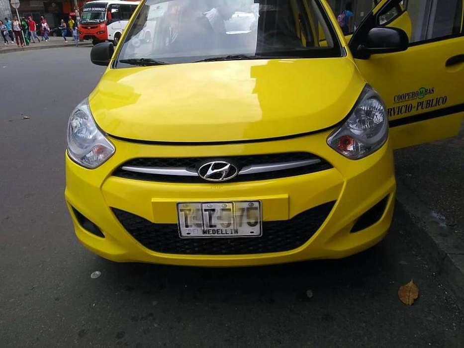 Taxi hyundai i10 2014