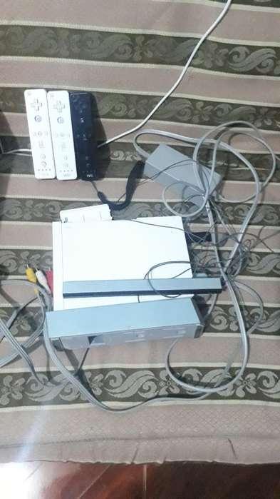 Vendo O Cambio Wii por Juegos de Switch