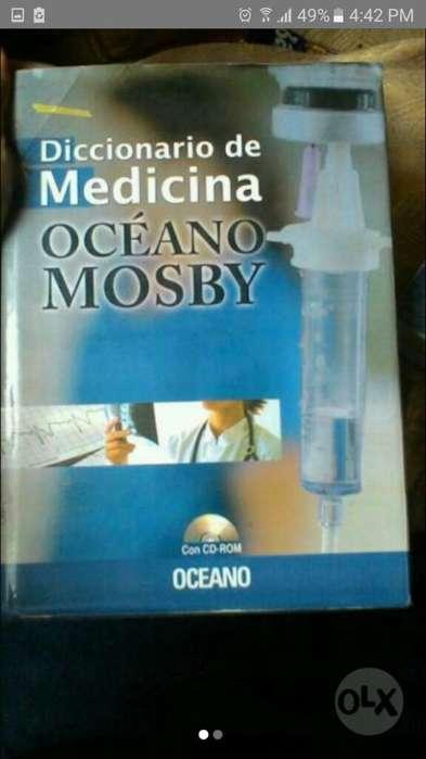 Diccionario Medico Oceano Mosby Original