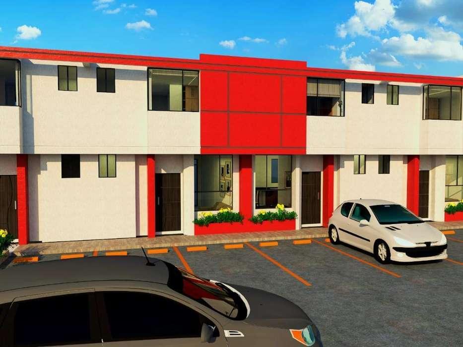 Hermosas Casas de venta en Conjunto con Piscina en calderon