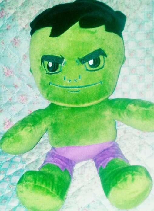 Peluche Increible Hulk