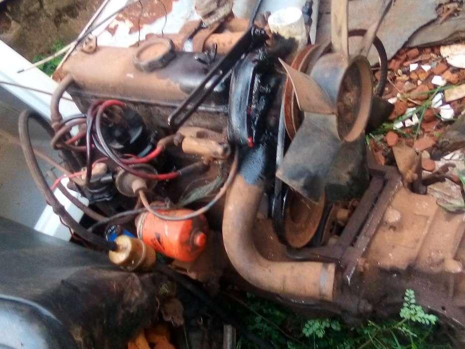 Vendo Motor de Renault 4
