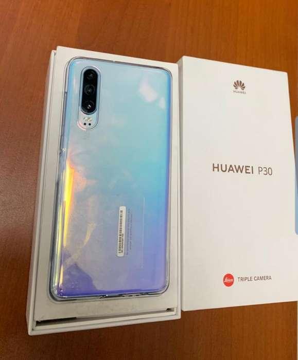 Huawei P30 Nuevo con Garantia