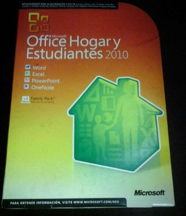 Office 2010 original.