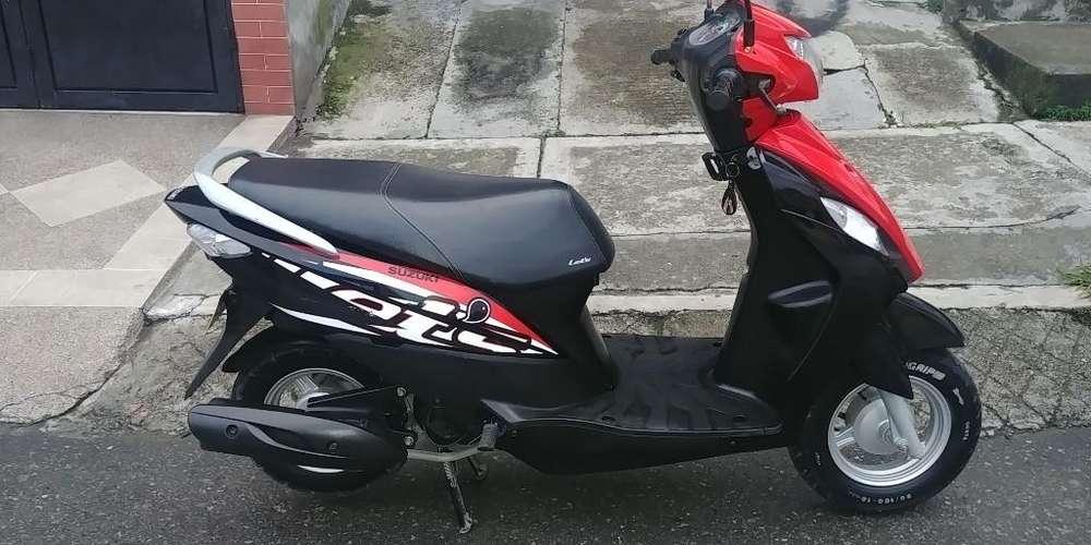 Suzuki Lets Modelo 22016