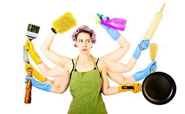 Necesita empleada doméstica al día (ME OFREZCO) RECOMENDACIONES