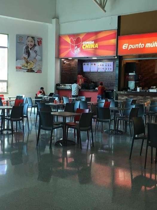 Local en Plaza de Comidas CC Miramar Barranquilla - wasi_592082
