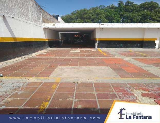 Cod: 3255 Arriendo Parqueadero en el Barrio Latino
