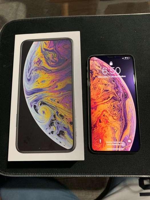 Iphone XS MAX Excelente estado, con Factura