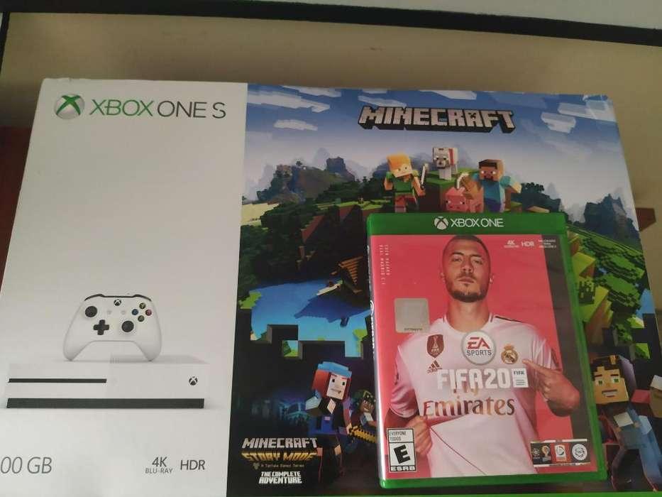 Juego Fifa 20 Xbox One-s 160.000