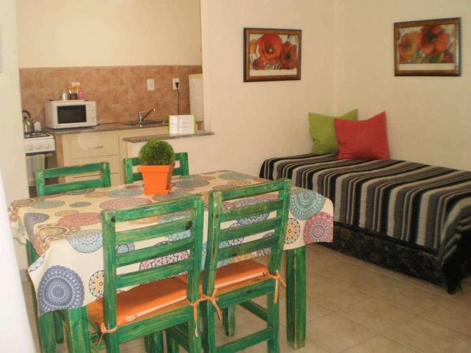 ko57 - Departamento para 2 a 5 personas con cochera en Santa Rosa