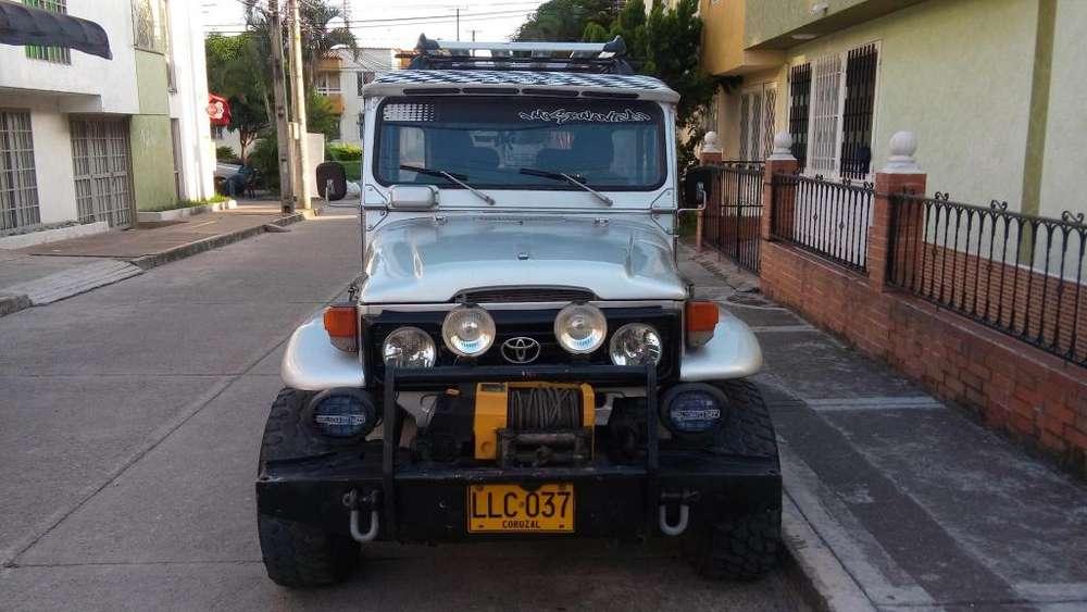 Toyota FJ 1978 - 348000 km