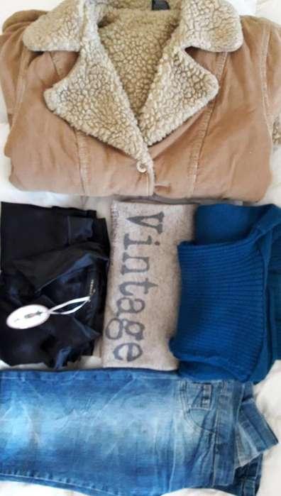 Vendo combo, ropa de invierno talle L.