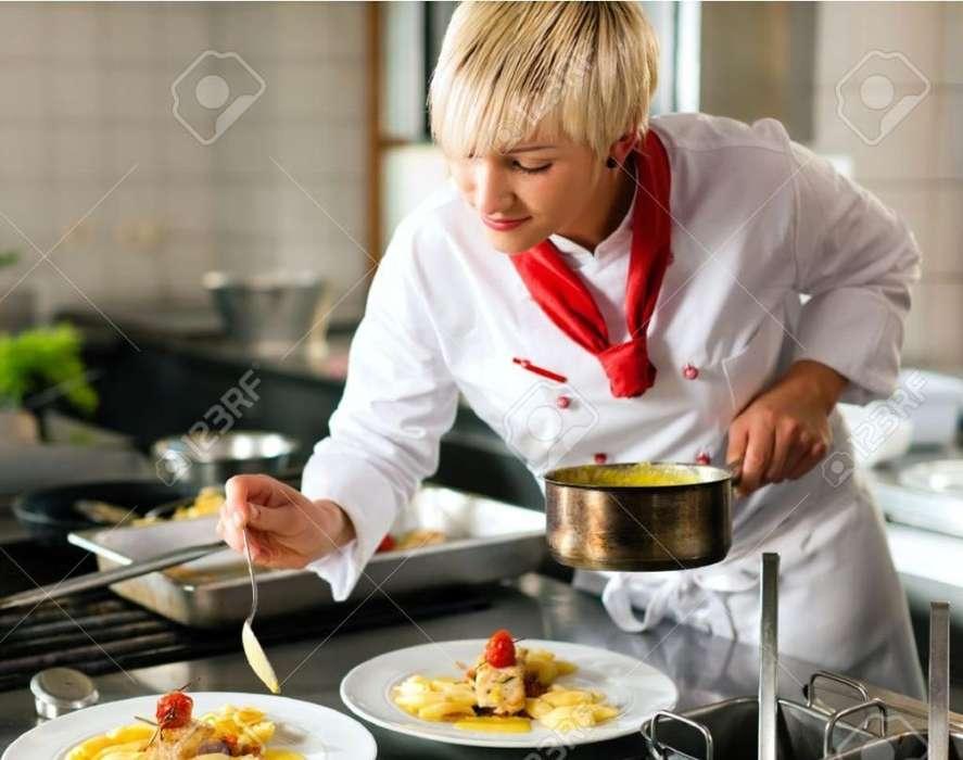 Cocinera Medio Tiempo