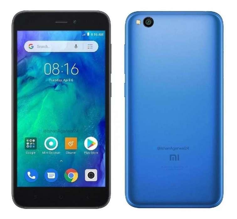 Celular Xiaomi Redmi Go 8mp Cámara 8gb 1gb