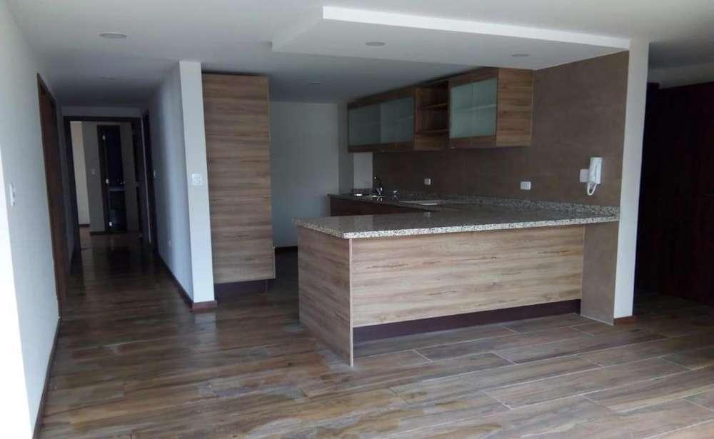 Bellavista, departamento en arriendo, 3 habitaciones, 100 m2