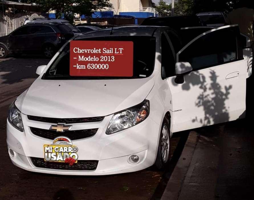 Chevrolet Sail 2013 - 63000 km