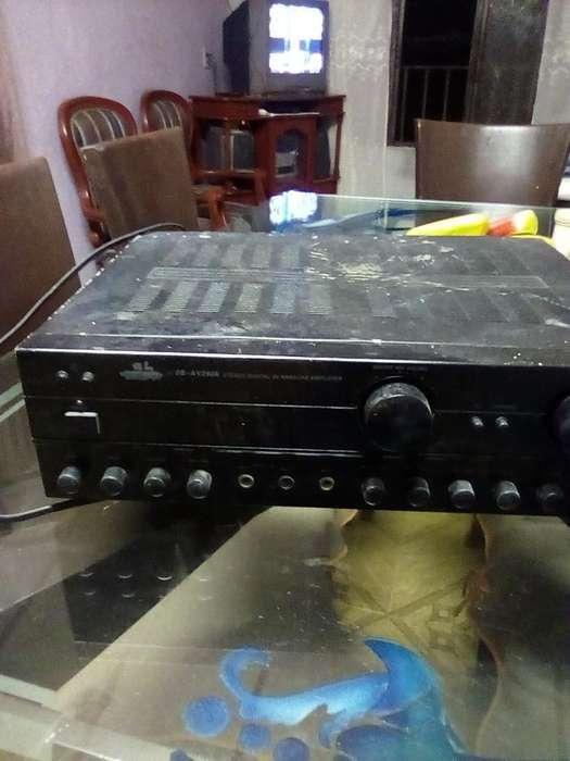 Amplificador Subbarri