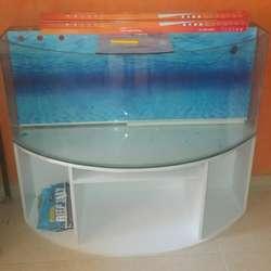Acuarios Muebles Tapas Filtros Diseños