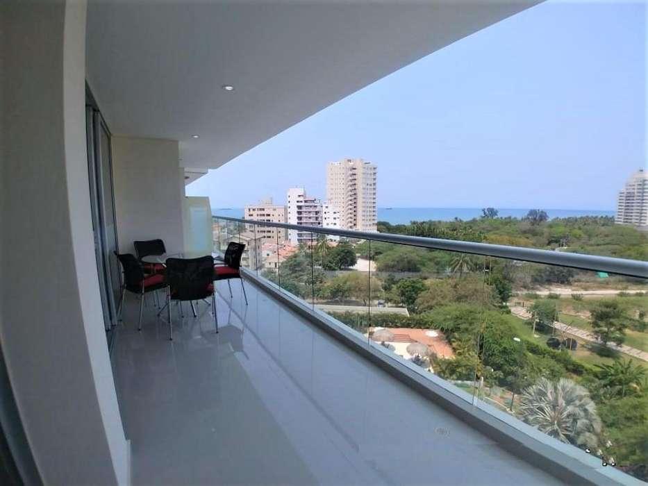 Apartamento de 2 alcobas, 3 baños en Bello Horizonte.