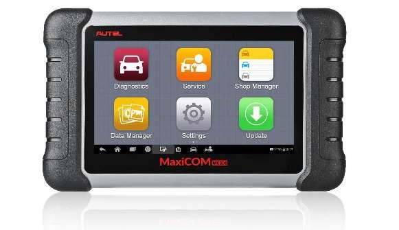 Scanner Automotriz Profesional Autel Maxicom Mk808